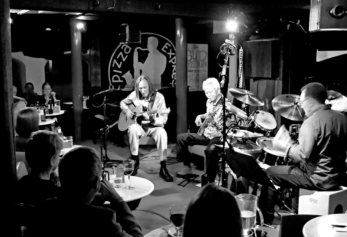Album Launch At Pizza Express Jazz Club